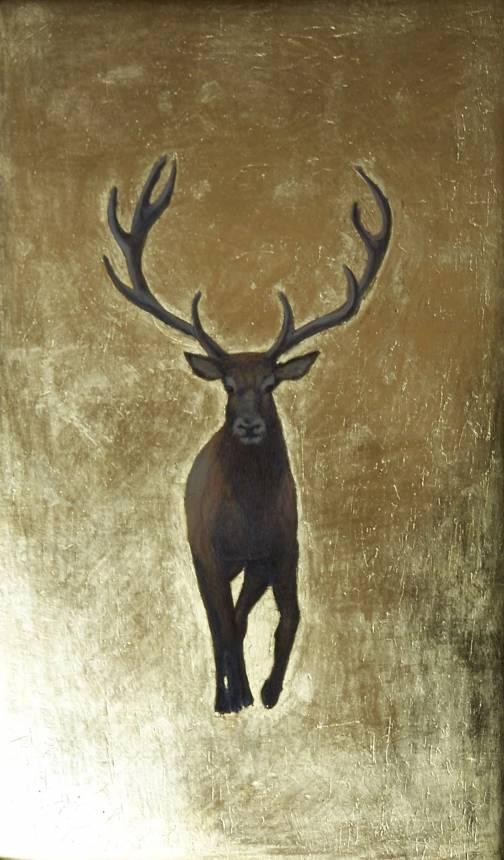 Cervo (Rothirsch)