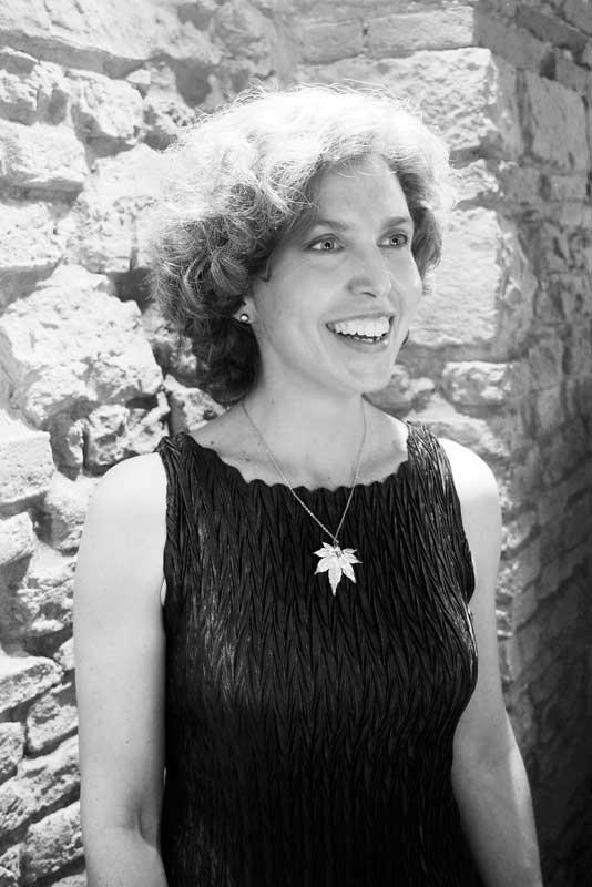 Mariolina Dufour, Artista Fiorentina, foto ritratto ultima mostra a Firenze