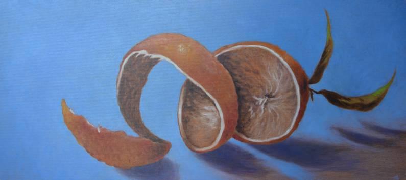 Buccia d'arancio
