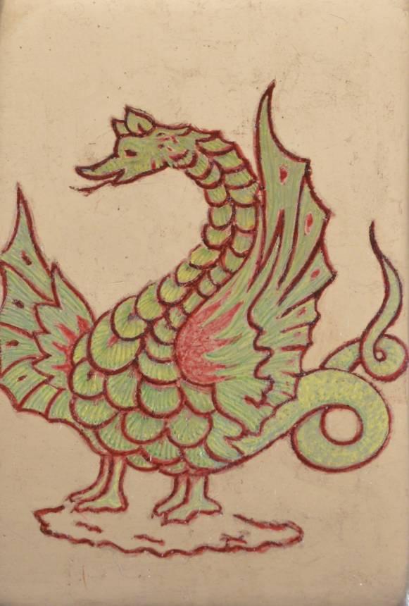 Drago stemma