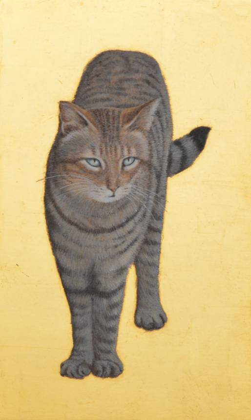 Gatto di San Gimignano
