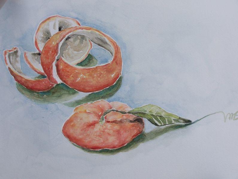 Buccia d'arancio 2a